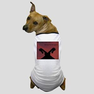 Viking Rising Dog T-Shirt