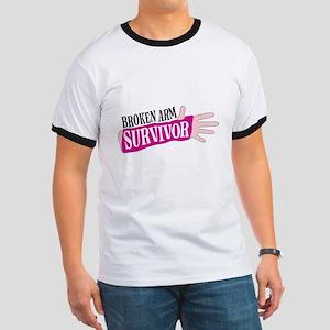 Broken Arm Survivor T-Shirt