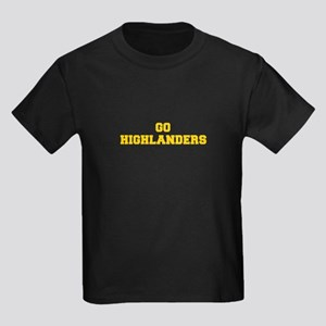 Highlanders-Fre yellow gold T-Shirt