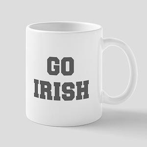 IRISH-Fre gray Mugs