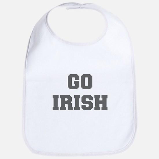IRISH-Fre gray Bib