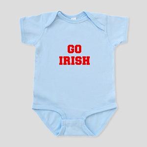 IRISH-Fre red Body Suit
