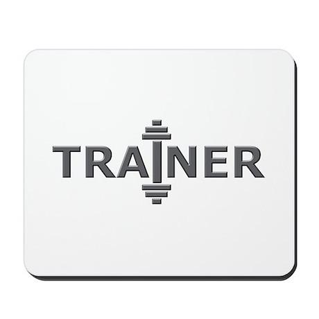 Trainer Metal Mousepad