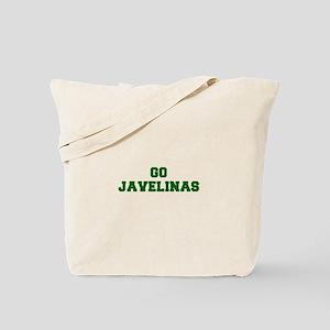 Javelinas-Fre dgreen Tote Bag