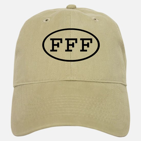 FFF Oval Baseball Baseball Cap