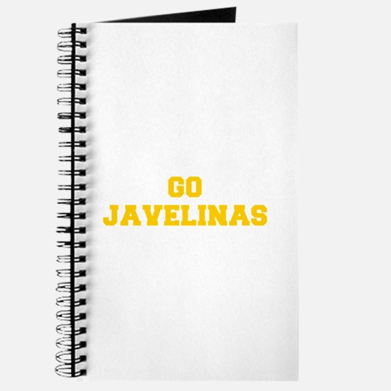 Javelinas-Fre yellow gold Journal