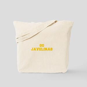 Javelinas-Fre yellow gold Tote Bag