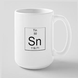 50. Tin Mugs