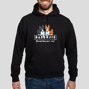 Basenji Just One Hoodie