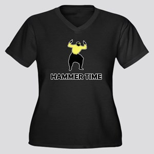 Hammer Time Plus Size T-Shirt