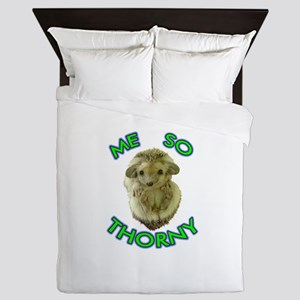 Me So Thorny Queen Duvet