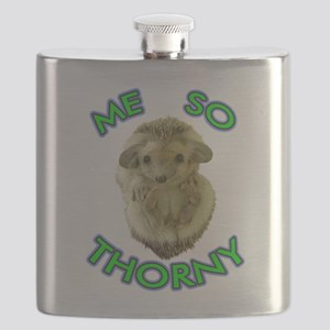 Me So Thorny Flask