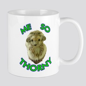 Me So Thorny Mugs