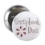 Scrapbook Diva Button
