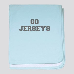 JERSEYS-Fre gray baby blanket