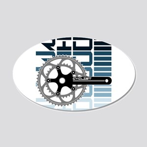 cycling-01 Wall Decal