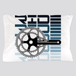 cycling-01 Pillow Case