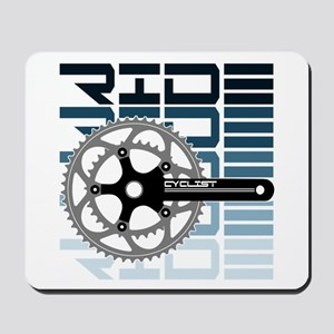 cycling-01 Mousepad