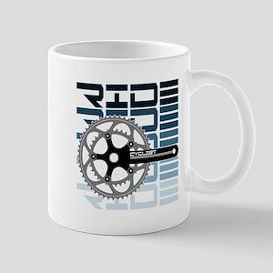 cycling-01 Mugs