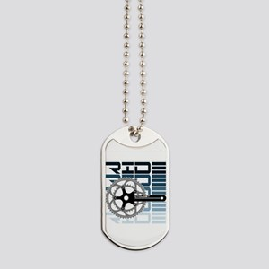 cycling-01 Dog Tags
