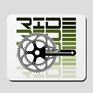 cycling-03 Mousepad