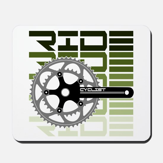 cycling-03 Mousepad