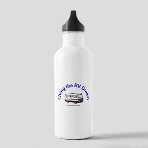 mag_sign_logo2 Water Bottle