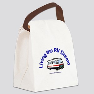 mag_sign_logo2 Canvas Lunch Bag