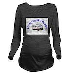 mag_sign_logo2 Long Sleeve Maternity T-Shirt