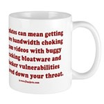 Software update Mug