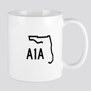 FLORIDA COASTAL ROUTE A1A Mugs