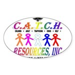 CATCH Sticker