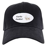 Garlic Junkie Black Cap