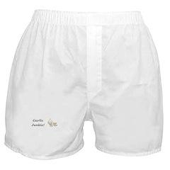 Garlic Junkie Boxer Shorts