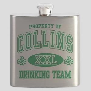 Collins Irish Drinking Team Flask