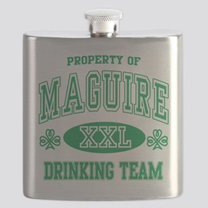 Maguire Irish Drinking Team Flask