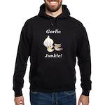 Garlic Junkie Hoodie (dark)