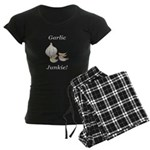 Garlic Junkie Women's Dark Pajamas