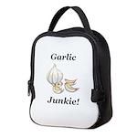 Garlic Junkie Neoprene Lunch Bag