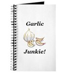 Garlic Junkie Journal
