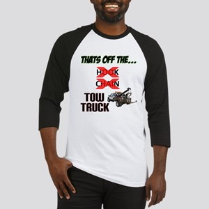 Off the Tow Truck Baseball Jersey
