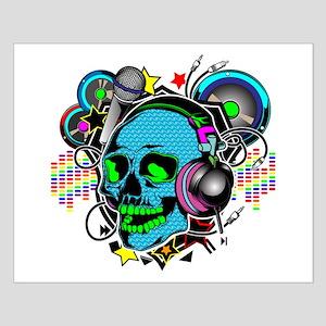 Skull DJ Posters