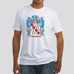 Plumly Coat of Arms - F T-Shirt