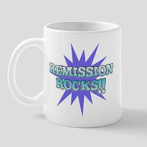 REMISSION ROCKS Mug