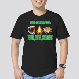 Beer Fire Smores T-Shirt