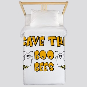 Save the Boo Bees Twin Duvet