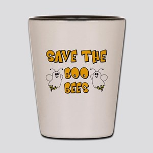 Save the Boo Bees Shot Glass