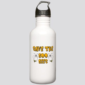 Save the Boo Bees Water Bottle