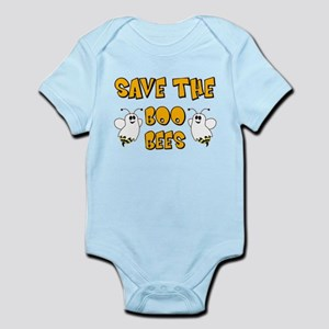 Save the Boo Bees Body Suit