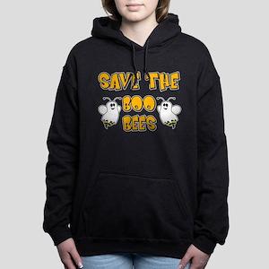 Save the Boo Bees Women's Hooded Sweatshirt